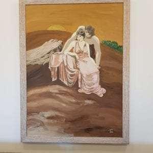 ציורים מקוריים לשלום בית